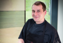 Sushi Maki Koch Michael Suttner