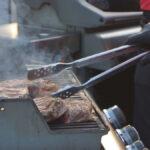 Hygienisch grillen auf einem Gasgrill