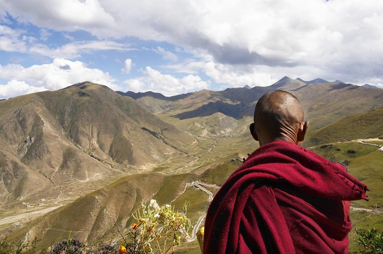 Tibetische Medizin basiert auf auch dem Gleichgewicht