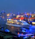 "Hamburg Cruise Days 2015 - ""Captains Dinner in the Sky"""