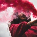 Bedeutung der Farbe Rot