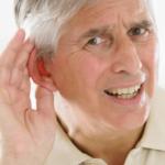 Hörverlust im Alter