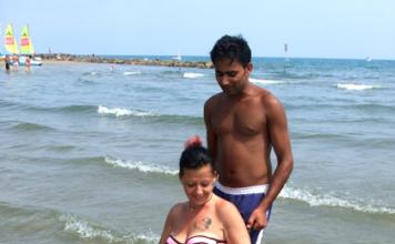 Rollstuhlurlaub am Meer