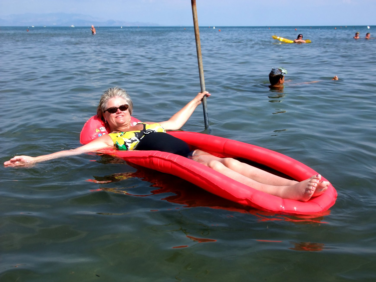 Rollstuhlurlaub am Meer - kein Problem