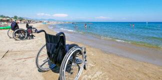 Rollstuhlurlaub am Meer in Italien