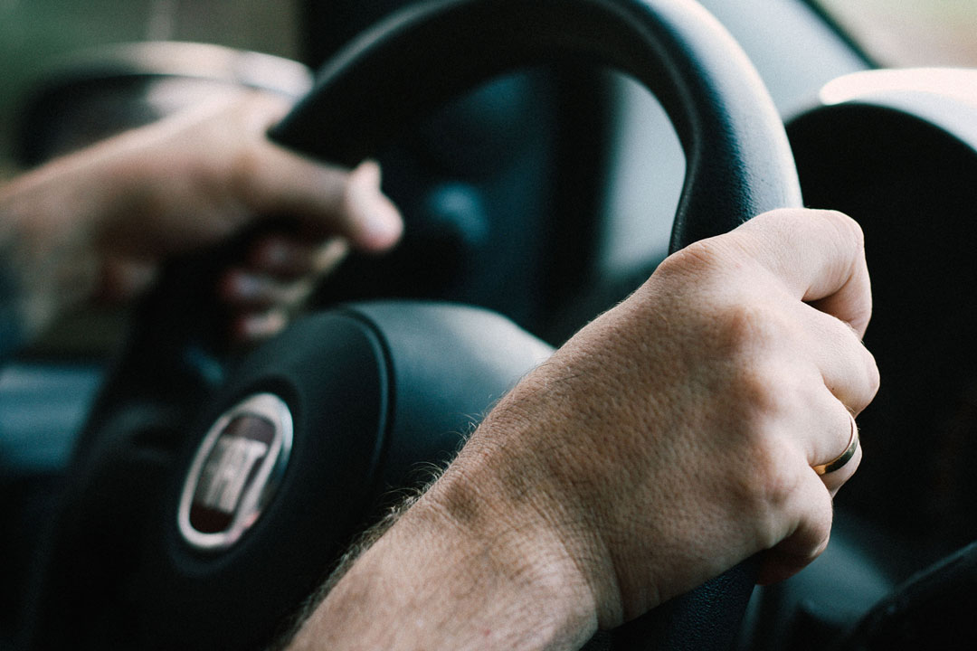 Bei Erkältung autofahren