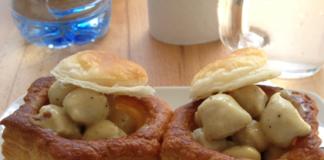 Essgewohnheit: Pastetli mit Bratkügeli