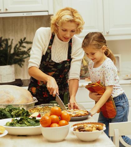 Gesunde Ernährung ist bei Frauen wichtig