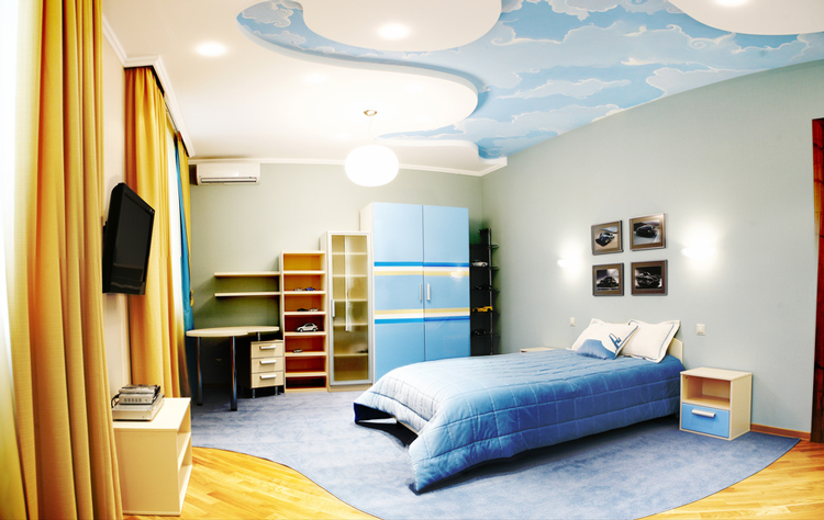 bedeutung der farben blau ist die farbe der treue. Black Bedroom Furniture Sets. Home Design Ideas