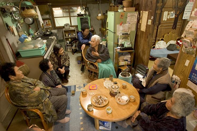Blue Zones: Kamada Nakasato mit 102 Jahren