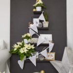 Weihnachtsbaum modern