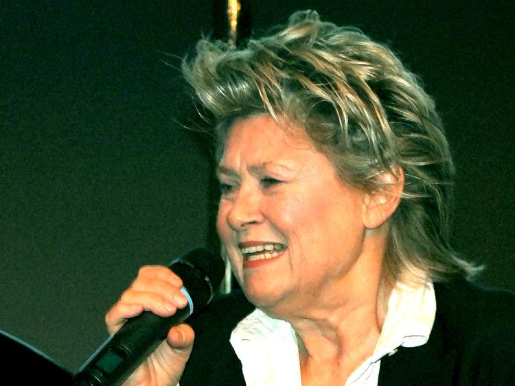 Gitte Haenning an der Inviva