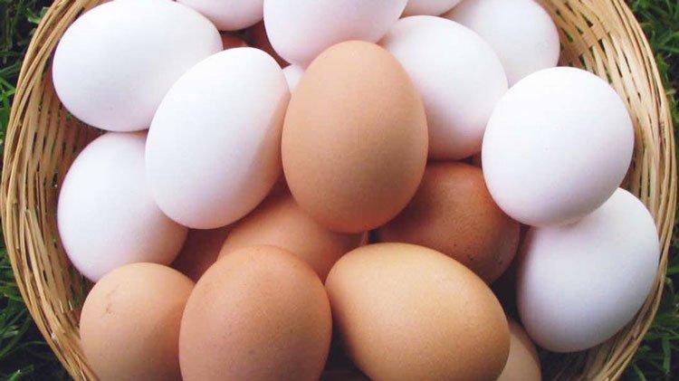 Warum weiße Eier an Ostern