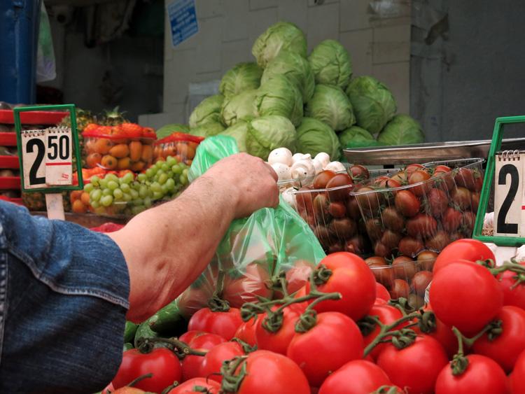 Essen in Deutschland: Markt