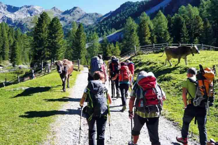 48 Stunden-Wanderung mit Hans Kammerlander
