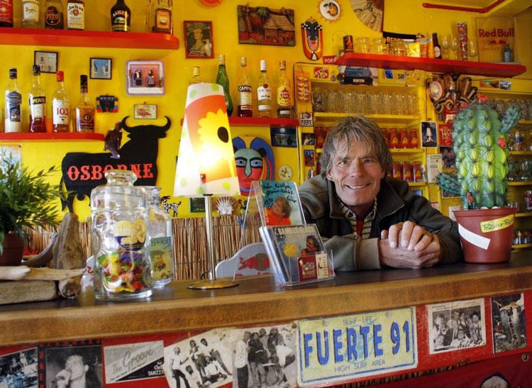 Bam-Bus Bar auf Sylt ist Kult