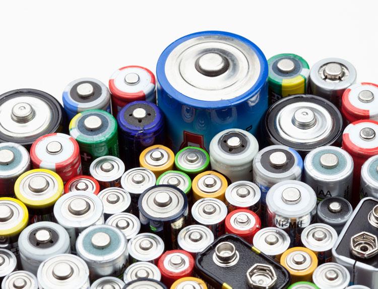 Entsorgung: Batterien - wohin damit?