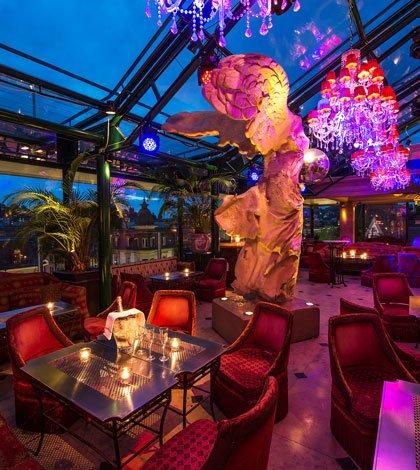 Skybar Hotel Astoria