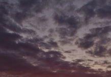 Sylt bei Sonnenuntergang