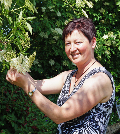Katrin Seemann von der Naturakademie Freital