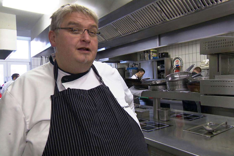 Unternehmenserfolg für Küchenchef Frank Haare