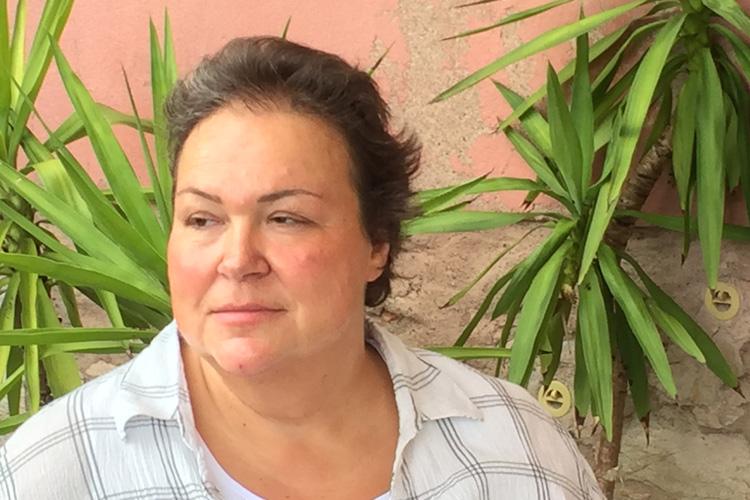 Susan Rothenberger auf dem Weg zum Idealgewicht