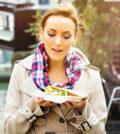 Lebensmittel-to-go Kultur