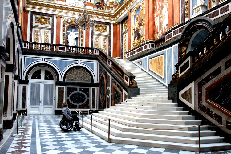 Schloss Herrenchiemsee im Innern