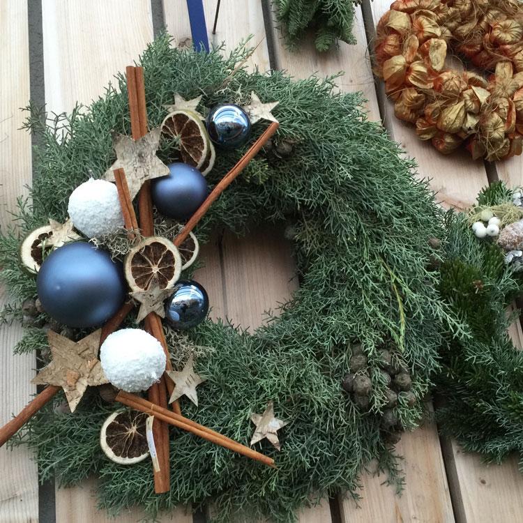 Dekos zu Weihnachten