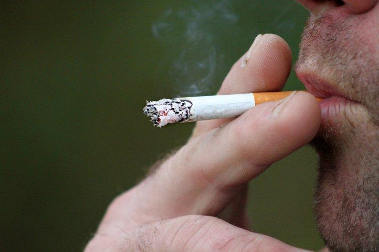 Gewohnheit Rauchen