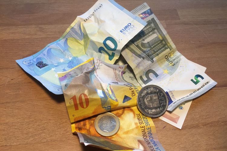 Verlangen kostet Geld