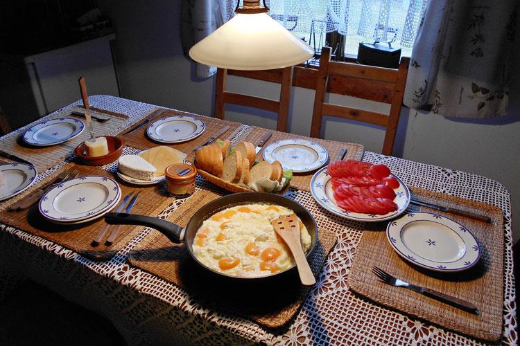 Am Familientisch gesund ernähren