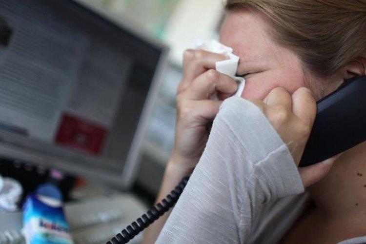 Präsentismus - krank zur Arbeit