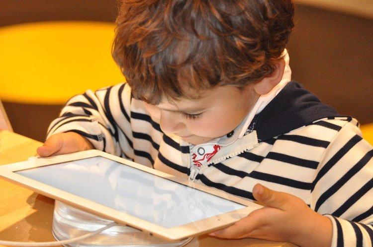 Sicherheit im Netz für Kinder