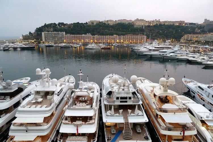 Ostern nach Monaco
