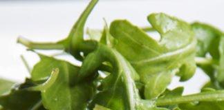 Rucola Salat - das Comeback