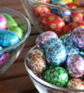 Ausrutscher Schoko-Eier