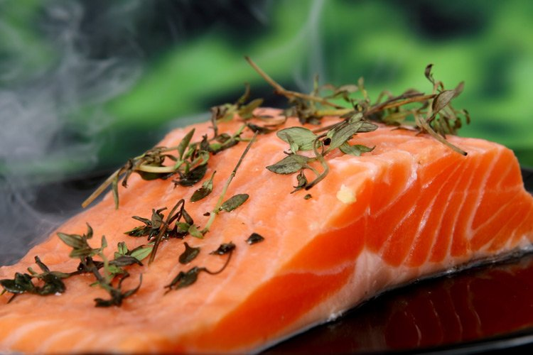 Zitronenthymian eignet sich sehr gut zum Würzen von Fischgerichten
