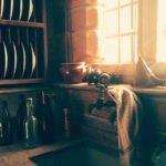 In Omas Küche gab es keine Fertiggerichte