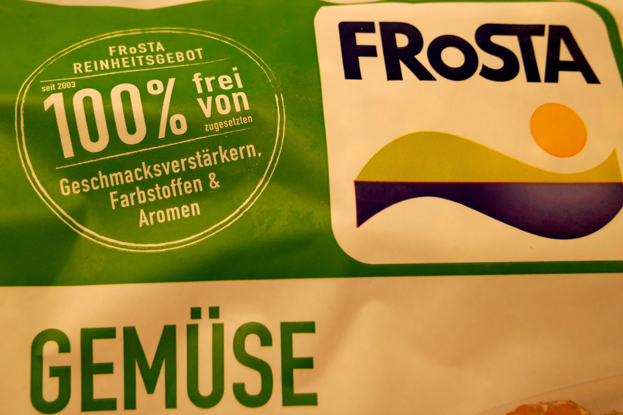 Frosta-Packung
