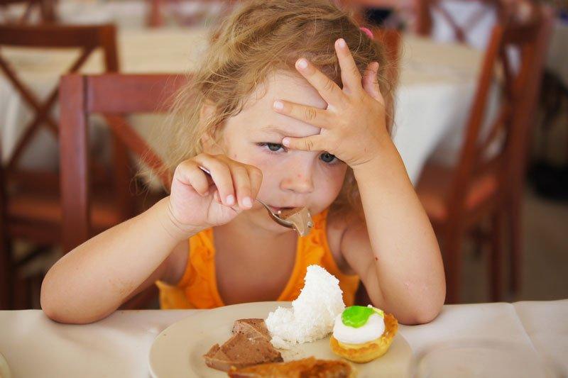 Emotionales Essen wird bei Kindern früh geprägt