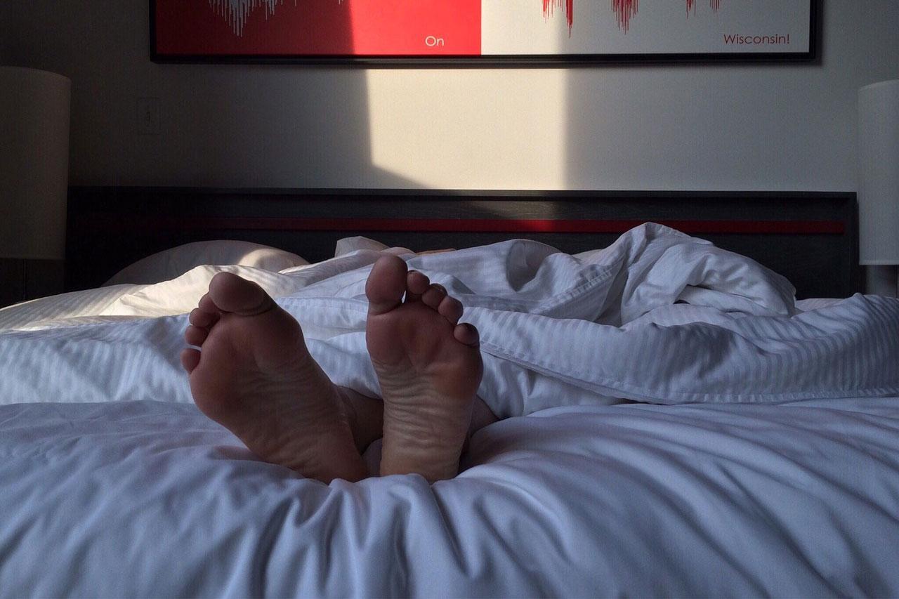 Ausreichend schlafen ist gut für den Stoffwechsel