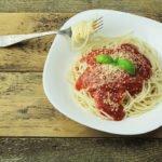 Nudeln:einfach und schnell zubereitet