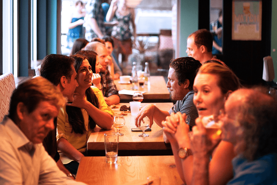 Social Support im Restaurant