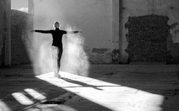 Eine Tänzerin braucht Willenskraft und Selbstdiszilpin