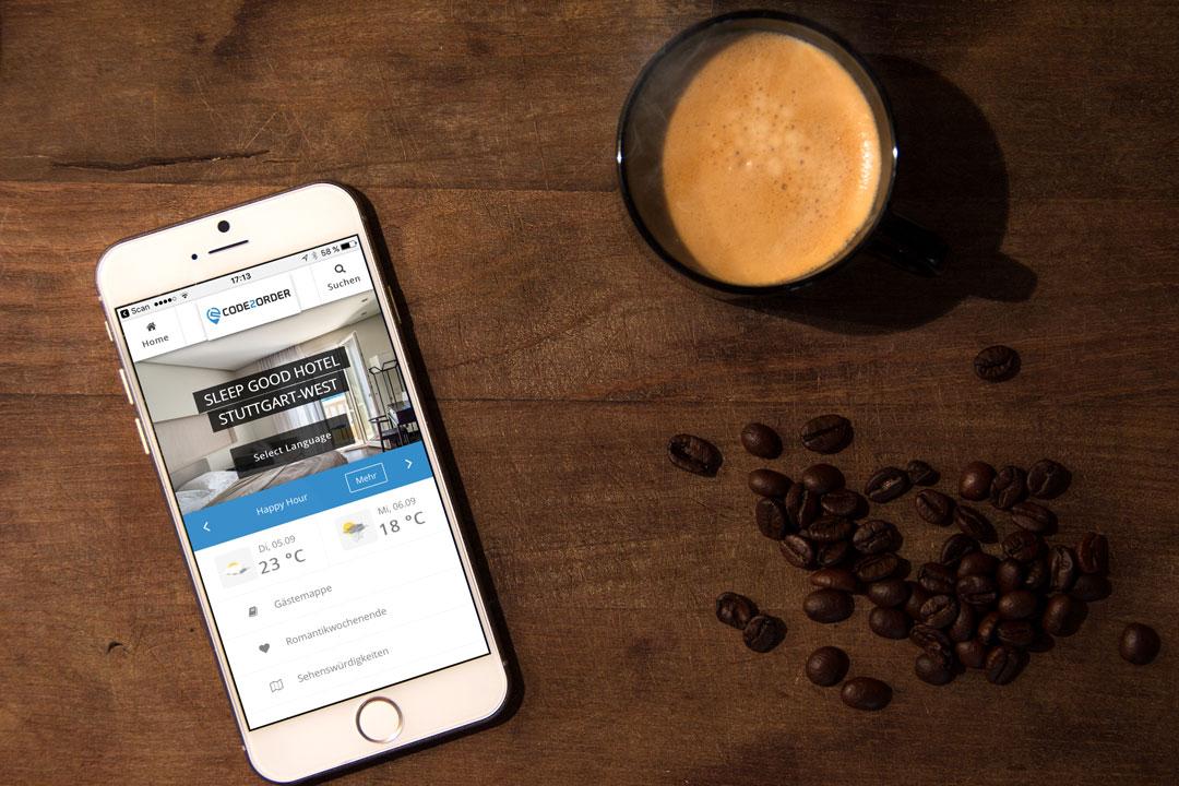 Die digitale Gästemappe wird zum Gäste-Service-System (GSS)