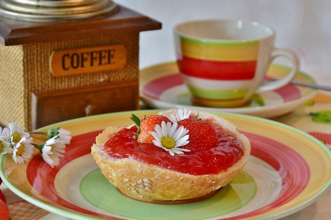 Stoffwechsel optimiertes Frühstück