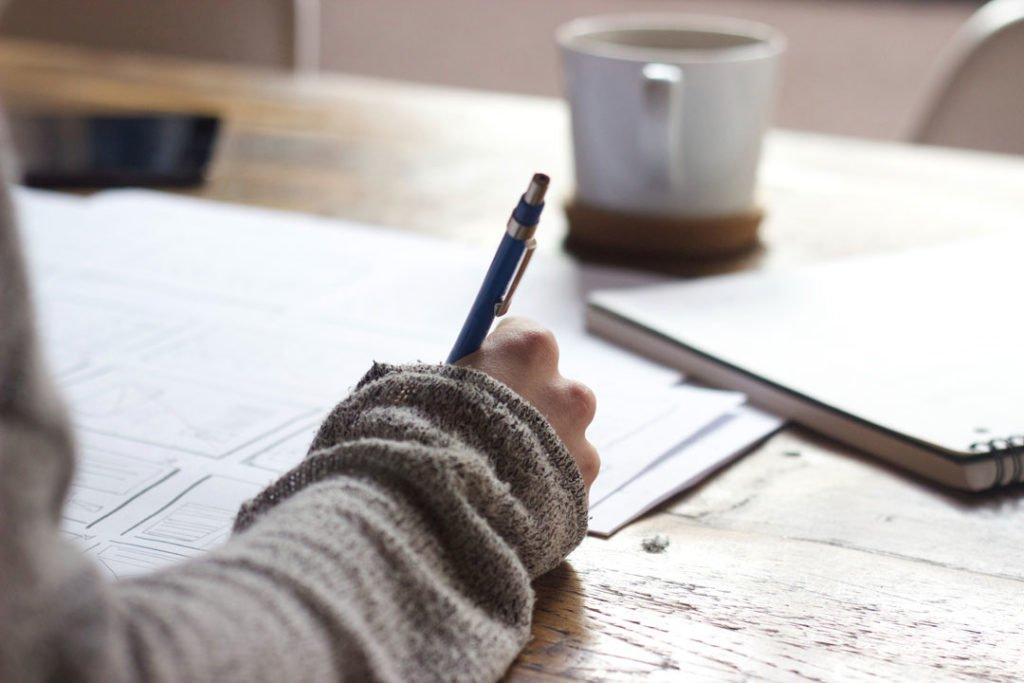 Ziele zur Traumfigur schriftlich fixieren hilft beim Abnehmen