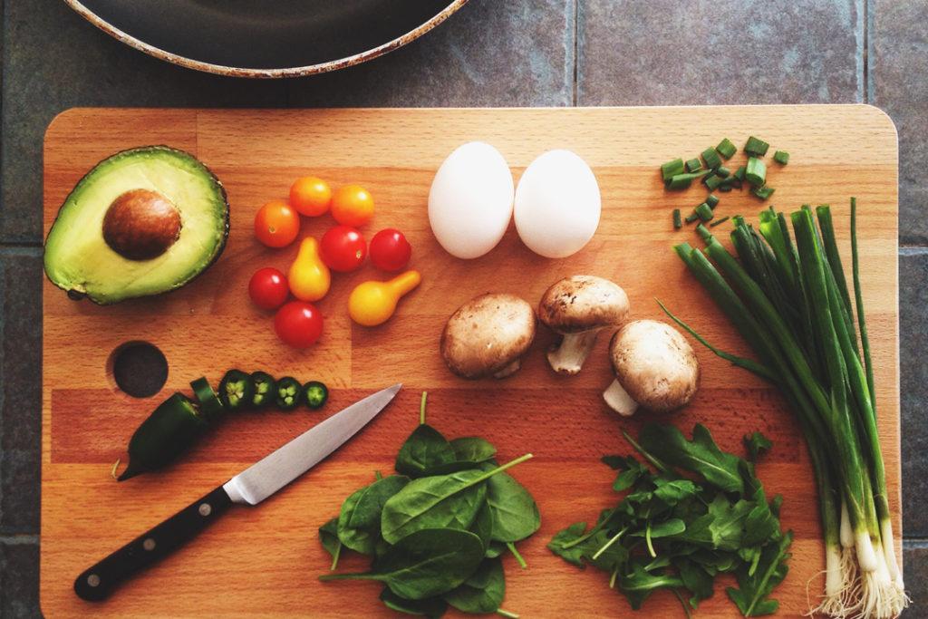 Eine gute Vorbereitung ist beim Vorkochen hilfreich.
