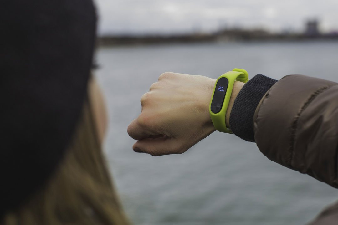 Schrittzähler als Richtschnur für einen bewegungsgeprägten, gesunden Alltag.